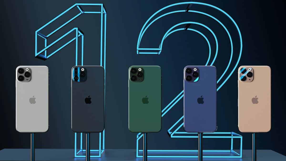 iPhone 12 Promo Picture