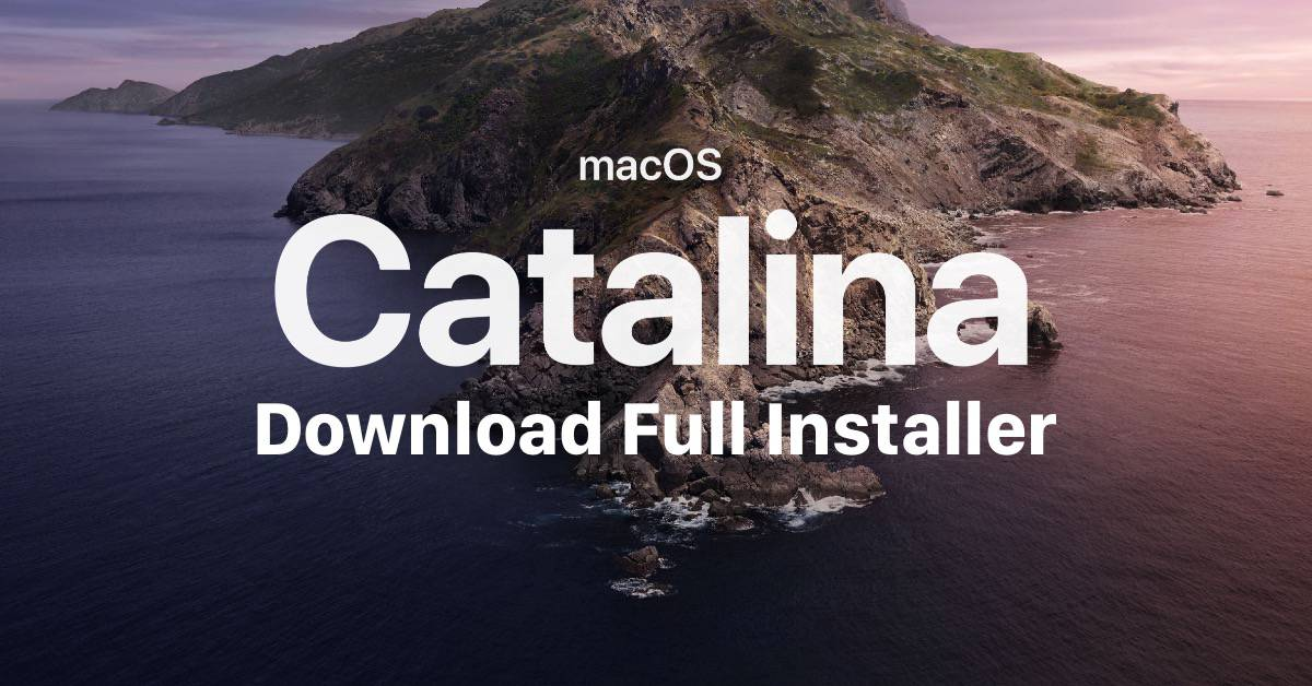 MacOS Catalina New Update - Quick & Easy Installation Guide