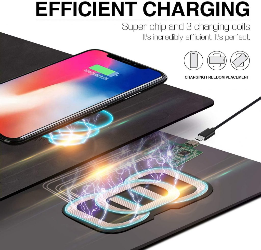 Maoyea Wireless Charging Pad