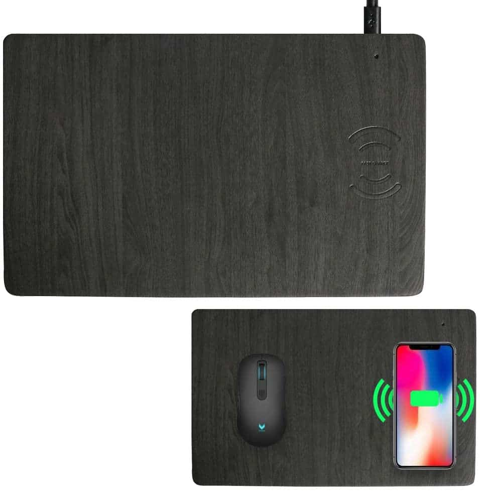 JCREN Fast Wireless Charging Pad