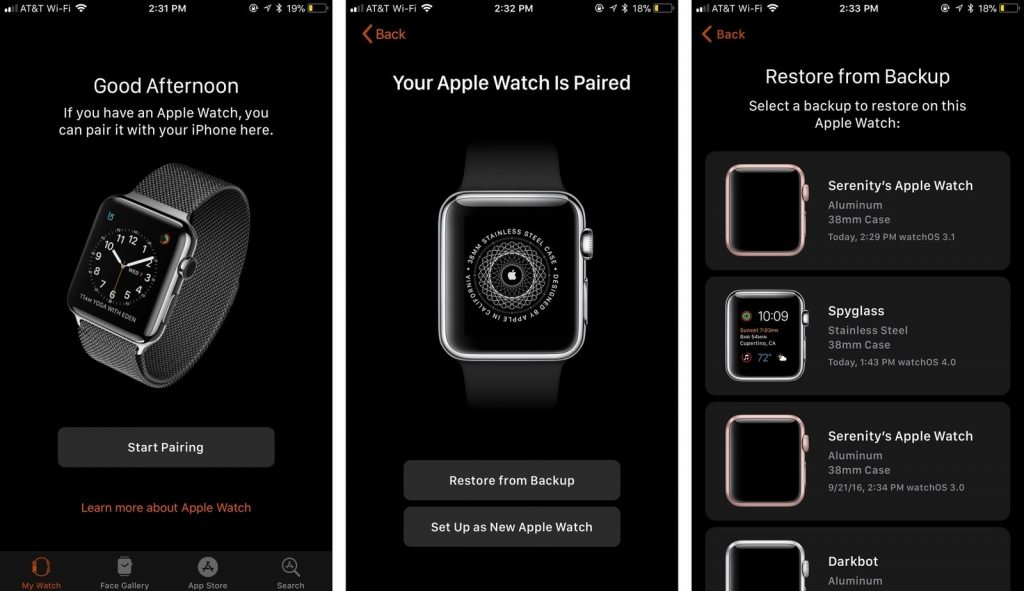 How to Fix Apple Watch Not Pairing with iPhone