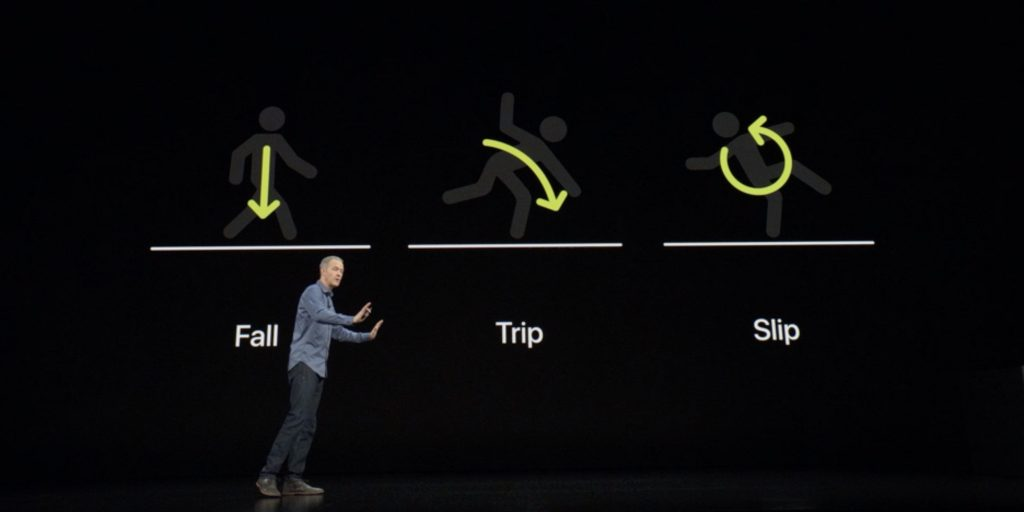 Enable Fall Detection on Apple Watch