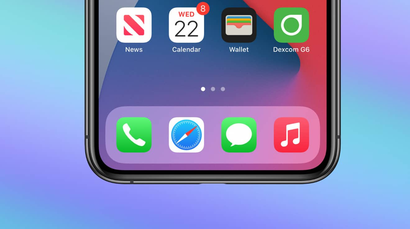 iOS 14.5 Developer Beta 3 for iPhone